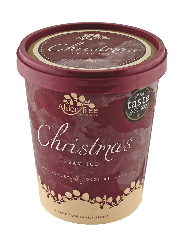Alder Tree Christmas Cream Icesmall