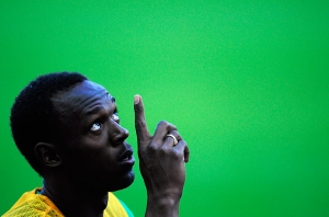 Usain Bolt - our Olympic Dish of the Day